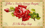 J.Rae's Shabby Cottage Designs Li'l Ole Blog Shop