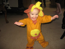 My Sweet Little Granddaughter on Halloween