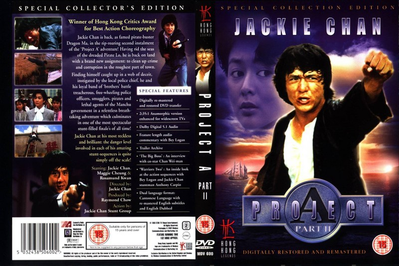 research notes on jackie chan