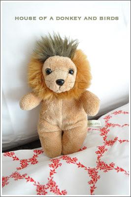 ライオン君