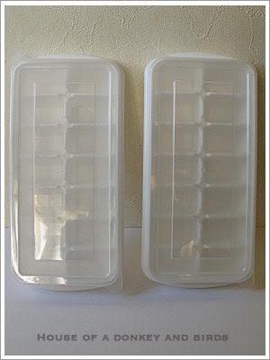 冷凍保存容器