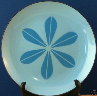 emma lundberg wallpaper. Cathrineholm Blue Lotus Plate, $37 from eBay seller nantiques20 (because