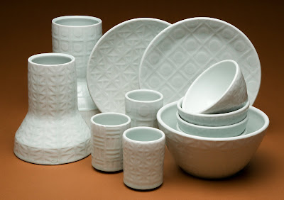 & Cool Stuff: Andy Shaw Tableware