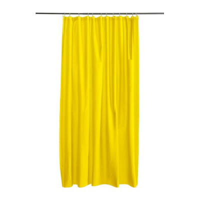 Design Dilemma Help Me Find A Yellow Shower Curtain