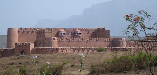 Jodhaa Akbar set in karjat