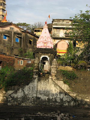 Walkeshwar temple complex