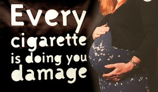 Smoking during pregnancy harmful for the child