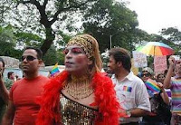 Mumbai Gay Pride Parade for Freedom