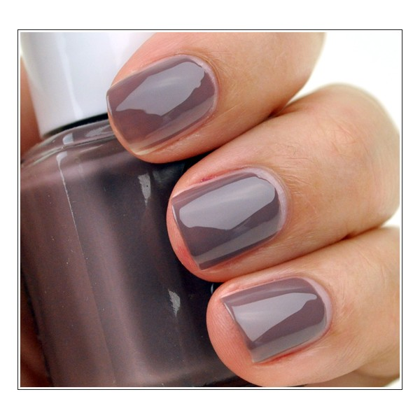 found my new favorite nail color, Merino Cool. It's from Essie's ...