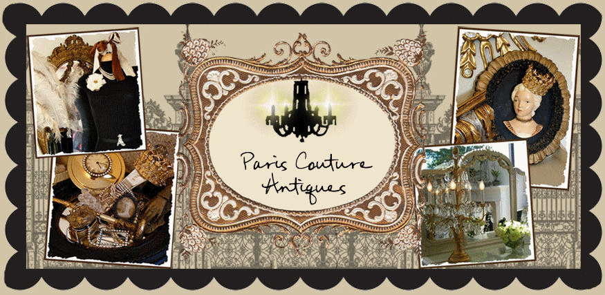 Paris Couture Antiques