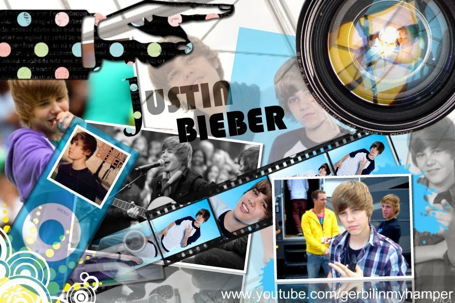 Follow these easy steps to get your free J-14 Justin Bieber Wallpaper: