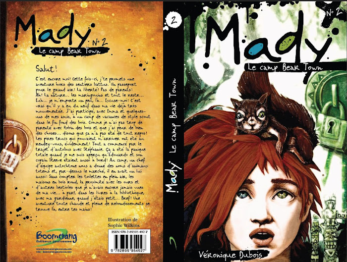 Mady Tome 2 - Le camp Bear Town