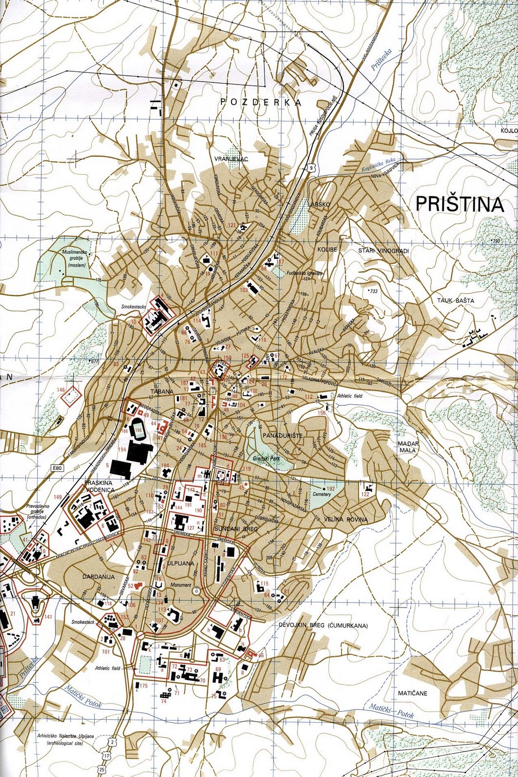 Tylerarchitectureresearchiformal studio prishtina tourist map prishtina tourist map publicscrutiny Choice Image