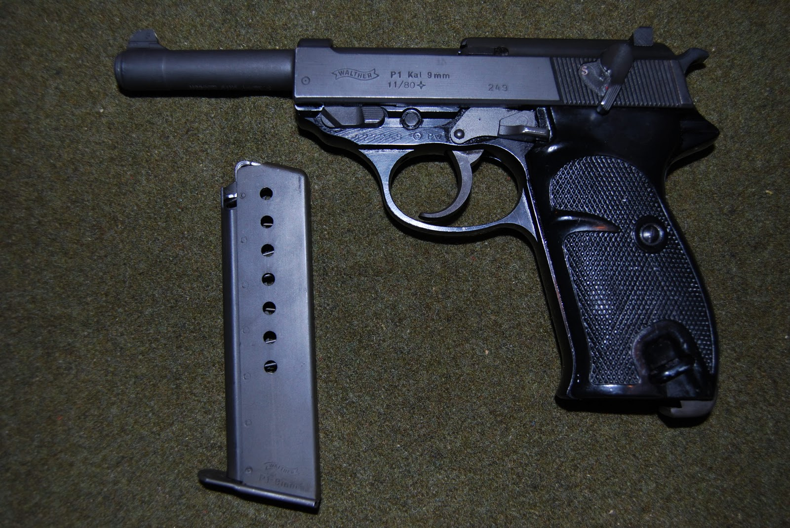 walther p1 dating Greetings i have a walther pp for sale, and i have a guy who wants to buy it, but he won't buy it unless i can prove that it is war time pistols are not my strong point, so i need help.