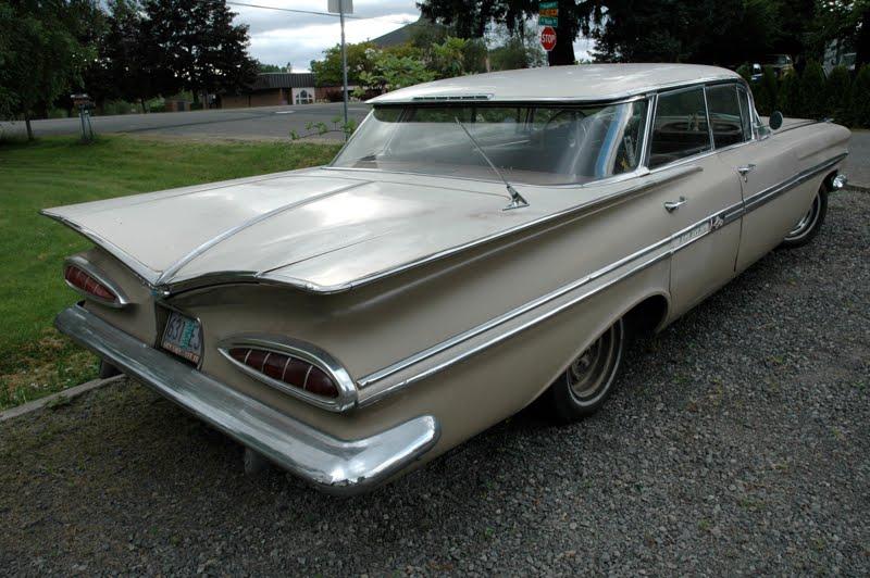 ... http://sengook.com/1959-chevrolet-impala-4-door-hardtop-for-sale.html