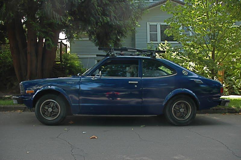 86 Corolla Sr5. 1974 Toyota Corolla SR5: