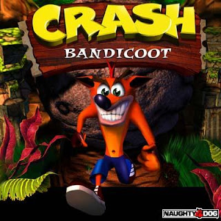 baixar Crash Bandicoot (1,2 e 3) - Crash Team Racing - Crash Bash [5 Jogos] download