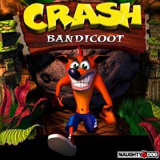 baixar Crash Bandicoot (1,2 e 3) - Crash Team Racing - Crash Bash [5 Jogos] download