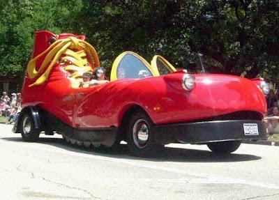 13035bqc1057 9d9dc6 Mobil mobil Sepatu yang Sangat Aneh