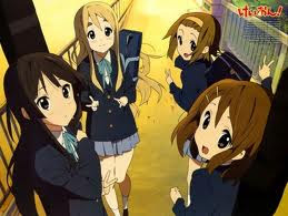 K On Is A Really Cute Show And It Falls Under The Genres Comedy School Life So Main Characters Of This At First Are