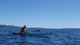 My Newfoundland Kayak Experience: May 2009