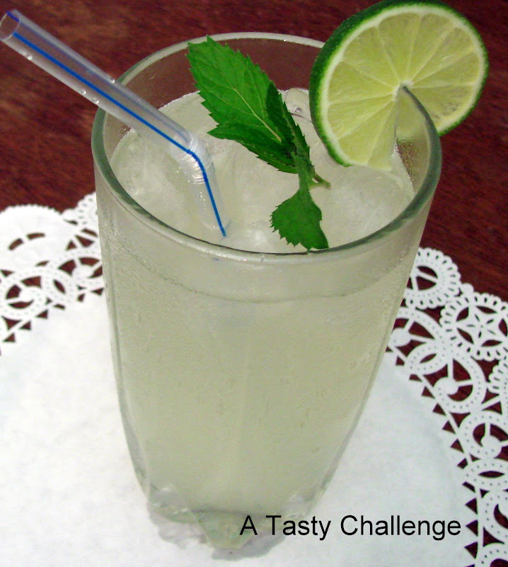 Ginger- Lime Squash
