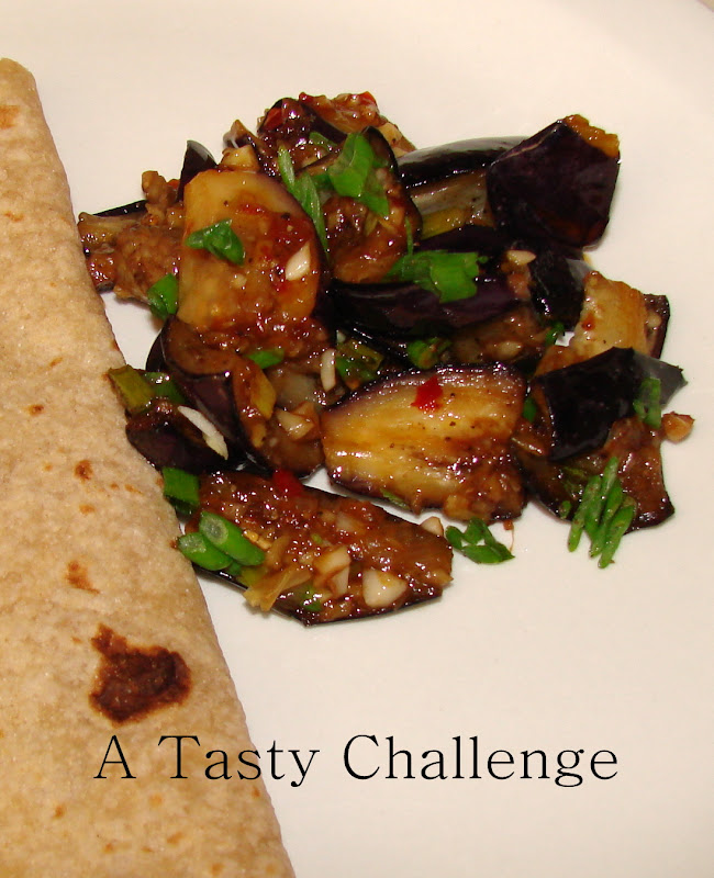 Chinese Style Brinjal/ Eggplant
