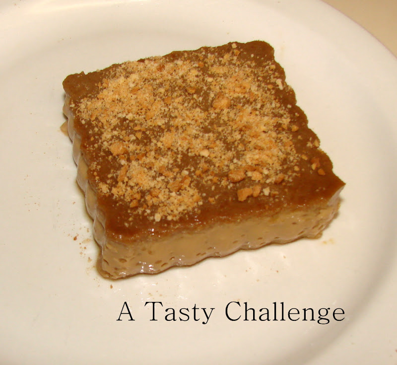 Biscuit Coffee Pudding