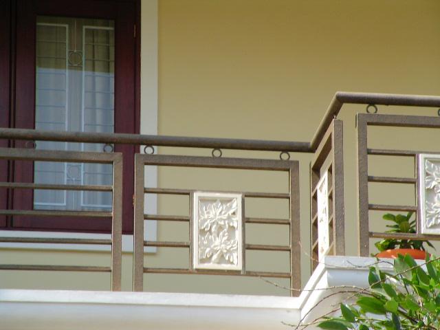 Macam-macam balkon