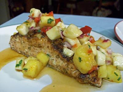 Pineapple And Banana Salsa Recipes — Dishmaps