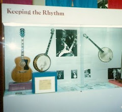 El banjo del legendario John St.Cyr