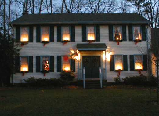 Wings the story behind favorite christmas traditions part 2 candles