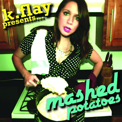 MASHed Potatoes Album Cover 540x540 new mixtape! K. Flay – MASHed Potatoes