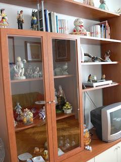 Mobili arredamento usato vendo milano mobile soggiorno - Mobile vetrina moderno ...
