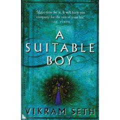 Katrina's Reads: My Thoughts: A Suitable Boy by Vikram Seth