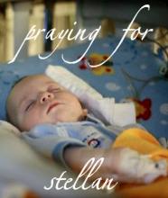 Praying for Stellan