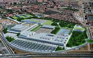 Madrid polideportivos for Piscinas en alcorcon