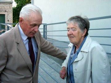 Ester Kulagina ja Karl Estrik