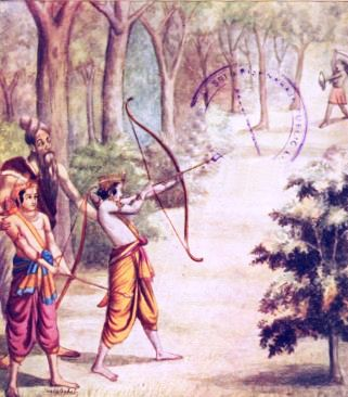 dharma and karma in ramayana an ancient indian epic poem by valmiki Ramayana is an itihasa (epic) based on vedas ramayana is an itihasa (epic) based on vedas.