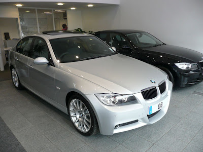 bmw gallery silver bmw 320i e90 m sport. Black Bedroom Furniture Sets. Home Design Ideas