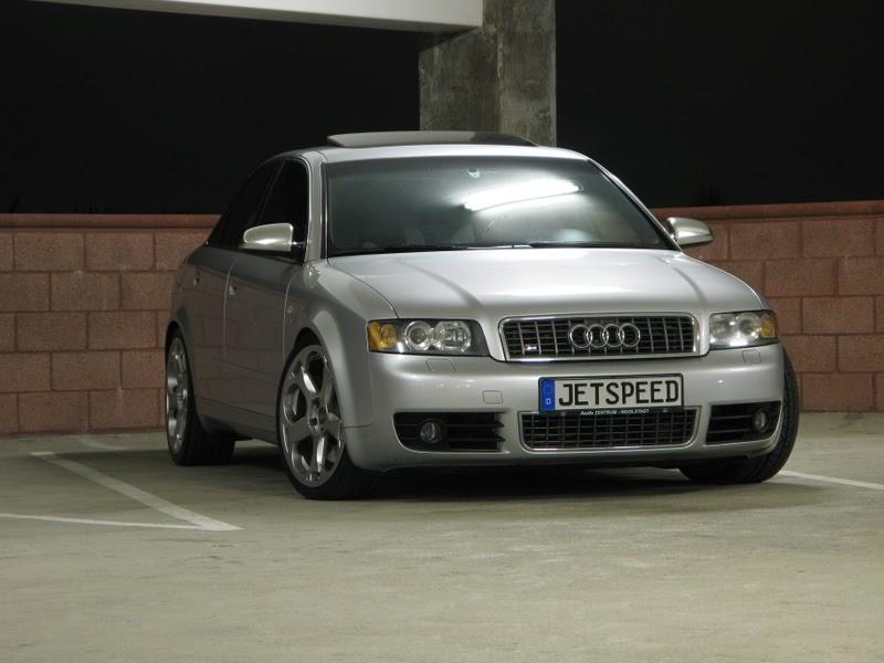 Audi Hot Audi S4 B6 With Nice Wheels