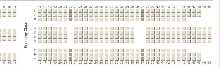 Airplane Pics Emirates Boeing 777 300er Seating Chart
