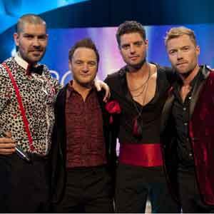 Official Boyzone Website