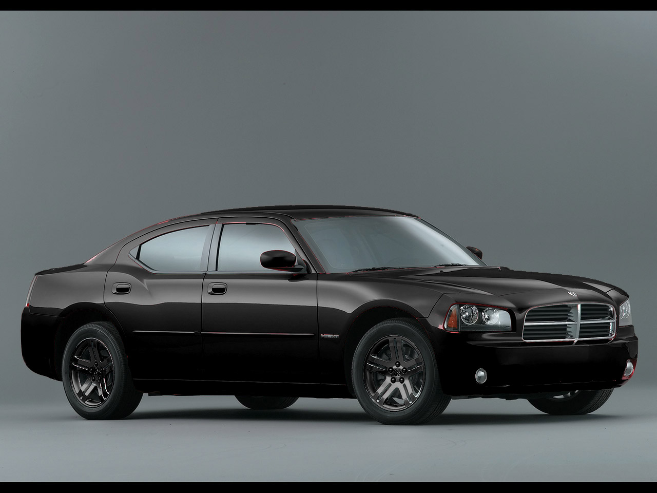 Dodge Charger Srt8 Black