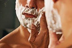 shave beard