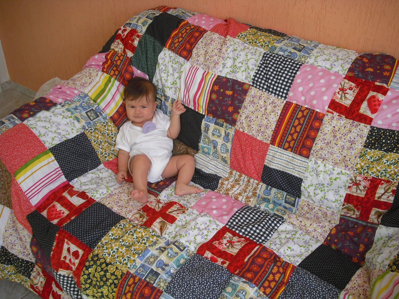 Stella hoff patchwork colchas de retalho - Colcha patchwork ...