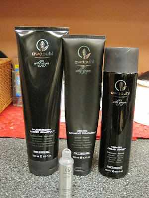 Paul Mitchell, Awapuhi,