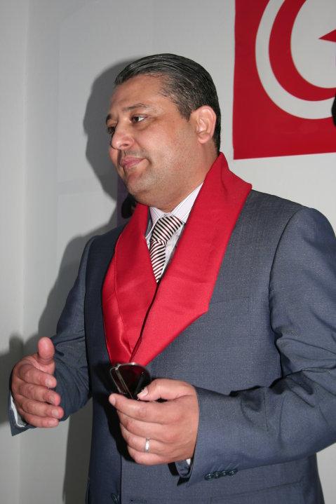 Imed Trabelsi est un homme d'affaires tunisien. Il est le neveu de Leïla Ben