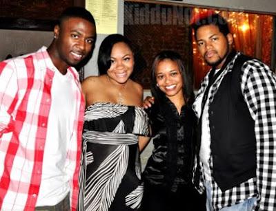 (Singer Nivea above 2nd from left)