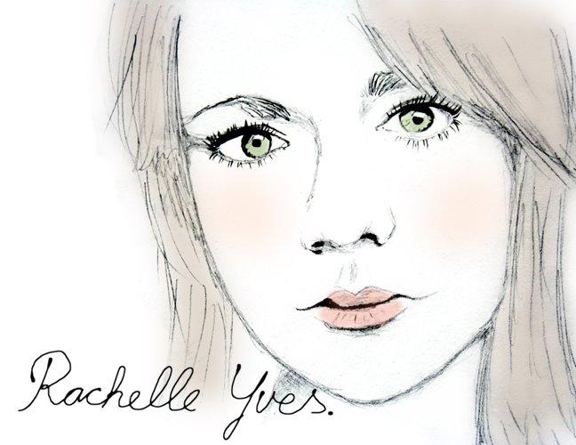 Rachelle Yves